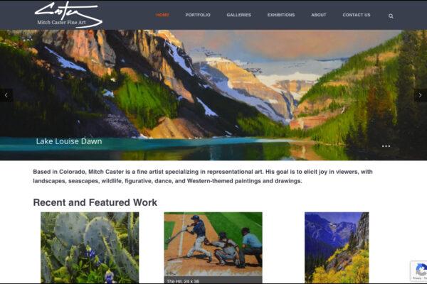mitch-caster-fine-art-website